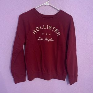 Hollister size small sweater